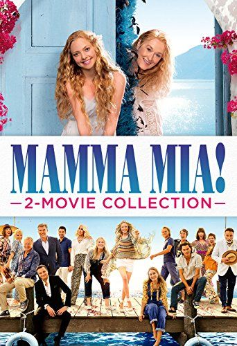 Mamma Mia 2 Movie Collection Universal Pictures Home Ent Https Www Dp B07fdnsj63 Ref Cm Sw R Pi Dp U X 6tef Movie Collection 2 Movie Mamma Mia
