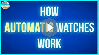 Amazon Com Davosa Swiss Automatic Watch For Men Mechanical 500m