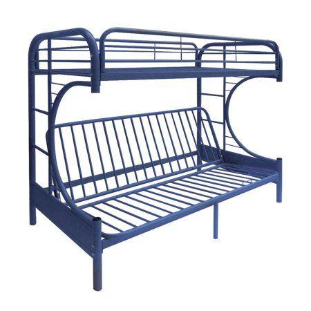 Futon Bunk Bed Metal Beds