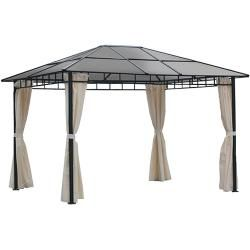 Wasserdichte Pavillons Terrassen Gartenlaube Pavillon Und