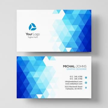 Abstract Geometry Business Card Design Business Card Ideas Vertical Business Card Template Visiting Card Design