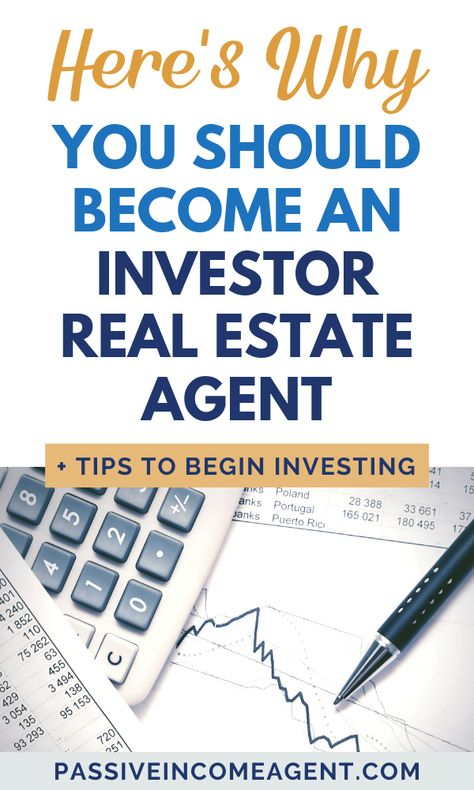 Here's Why You Should Become an Investor Real Estate Agent + Tips for Beginners