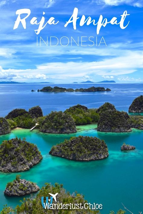 Raja Ampat A Guide to Indonesia's Secret Paradise. Raja Ampat is home to some of the most beautiful islands on the planet. There's spectacular snorkelling and diving, and some of the friendliest people you'll ever meet. Isn't it time you explored this sec