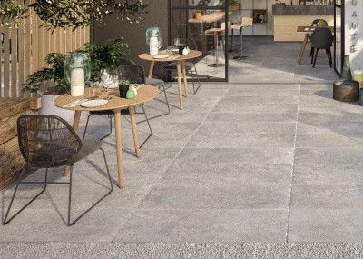 Outdoor Ceramic Tiles Frost Resistant Anti Slip Porcelain Stoneware In 2020 Outdoor Tiles Outdoor Porcelain Tile Ceramic Floor Tile