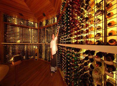Vinum Underground Wine Cellar At Huvafen Fushi Maldives Maldives Resort Luxury Resort Resort