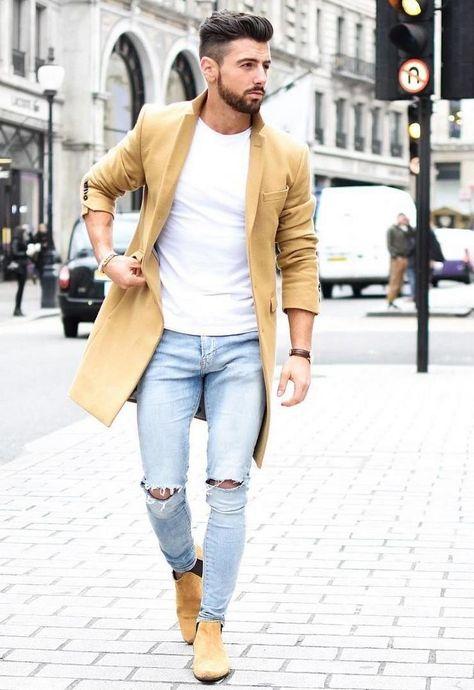 Mode homme automne hiver 2017/2018 - inspirez-vous de nos idées tendance