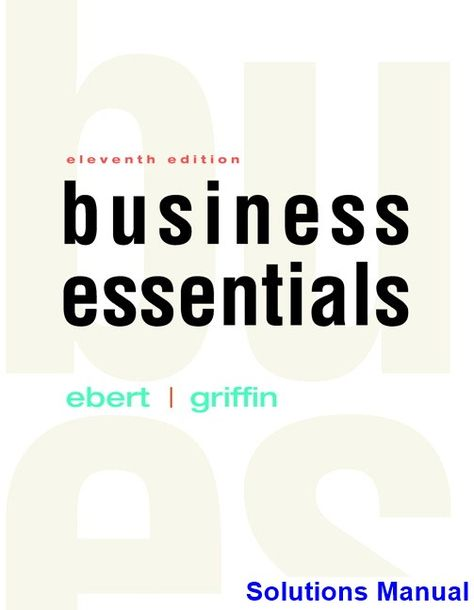 Bestseller: Fundamentals Of Management Griffin 6th Edition