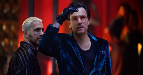 Ewan McGregor on 'Birds of Prey' and Playing the 'Narcissist' Villain Black Mask