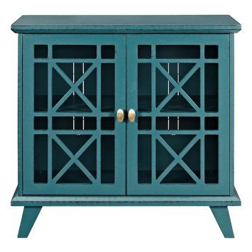 Walker Edison Gwen Fretwork Accent Console Accent Doors Accent Cabinet Accent Chests And Cabinets