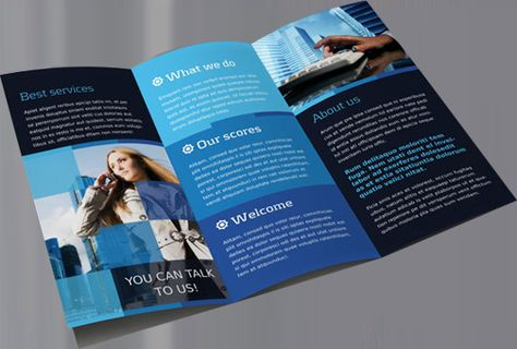 18 best Brochures images on Pinterest Brochures, Brochure design - advertisement brochure