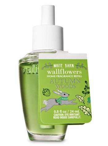 Autumn Woods Wallflowers Fragrance Refill Bath Body Works Bath And Body Works Fragrance Home Fragrance