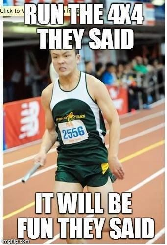 Run Track Quotes Running Humor Track And Field
