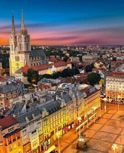 Zagreb Croatia Croatia Travel Zagreb Croatia Croatia Travel Guide