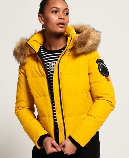 48e7dcadd Superdry Everest Ella Bomber Jacket | Outfits | Bomber jacket ...