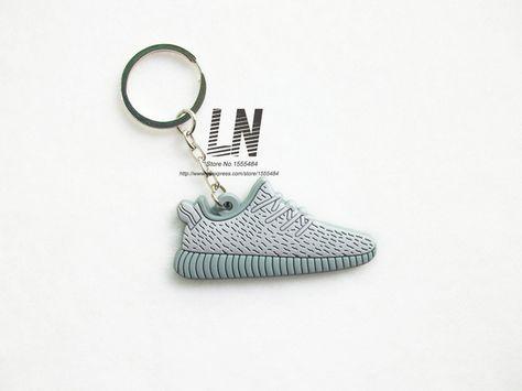 Mini Silicone Yeezy Boost 350 Key Chain   Products   Yeezy