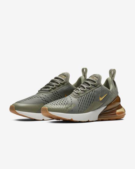 Nike Air Max 270 Metallic Women's Shoe | Nike air max mens
