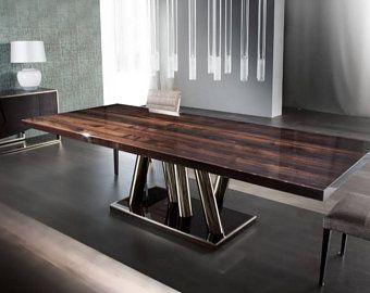 Mazel Epoxy Resin Table With Mazel Epoxy Furniturelive Etsy In