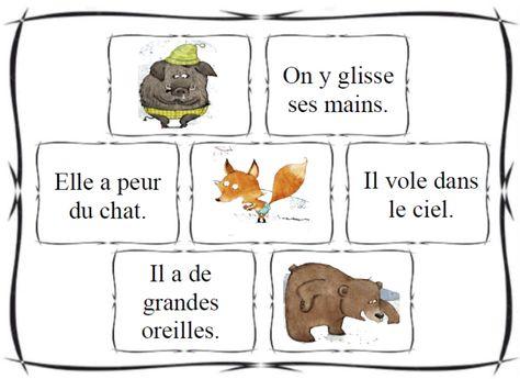 plutôt cool dernière remise professionnel La moufle   FLE enfants - albums   Math literacy, Album ...