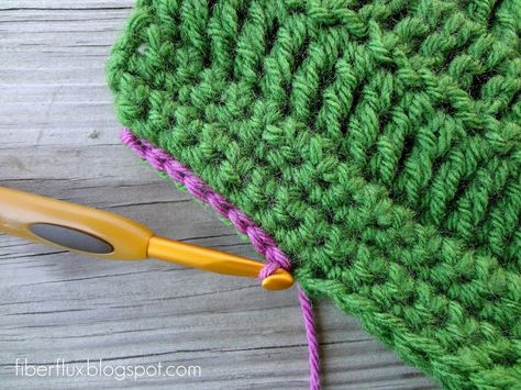 3 Ways to Seam An Infinity Scarf (Plus a Helpful Tip for Seaming Lace)