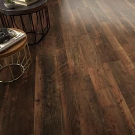 Shop Style Selections 7 59 In W X 4 23 Ft L Saddle Pine Smooth