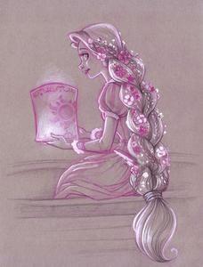 "Full Square/Round Drill 5D DIY Diamond Painting ""Cartoon Princess"" 3D Embroidery Cross Stitch 5D"