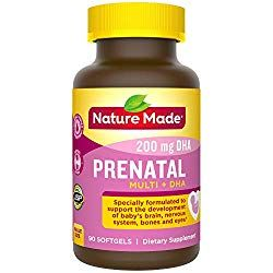 16 Fertility Boosting Vitamins For Women Trying To Conceive Prenatal Multivitamin Prenatal Prenatal Vitamins