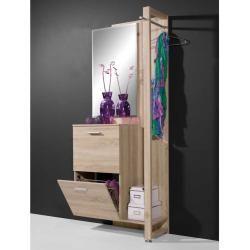 Garderoben Sets Kompaktgarderoben In 2020 Eiche Mobel Flur