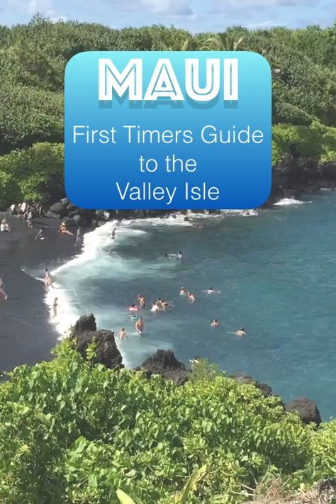 You'll fall in love with Maui like we did. Click through to our Maui guide. You'll discover . . . the best snorkeling beaches in maui, the road to Hana tips including take a small car, places to stay in Maui including the best honeymoon resorts.