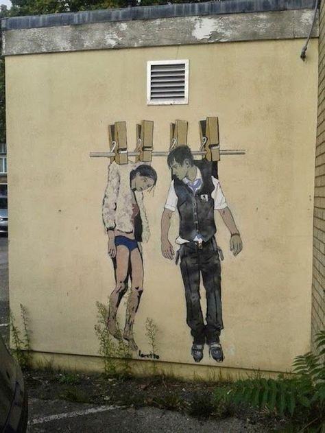 Speactacular London Street Art (24 Photos) : theCHIVE