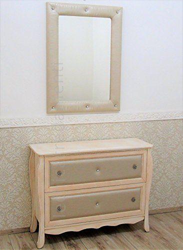 Rebecca Anrichte Nachttisch Holz Kommode Eingang Küche Wohnzimmer - kommode für küche