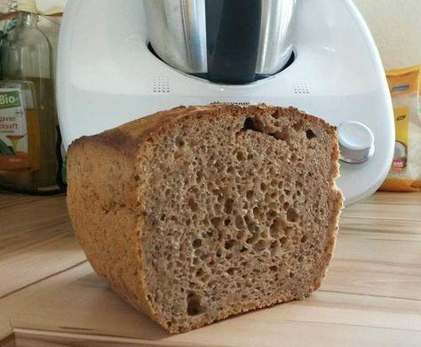 Rezept Chia-Dinkel-Brot (SOS-tauglich) von keksprinzessin - Rezept der Kategorie Brot & Brötchen