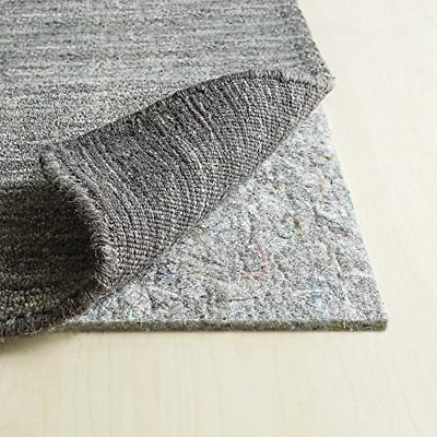 Details About Rugpadusa 8 X10 1 4 Thick Basics 100 Felt Rug Pad Available In Multiple Rug Pad Kitchen Rug Round Carpets