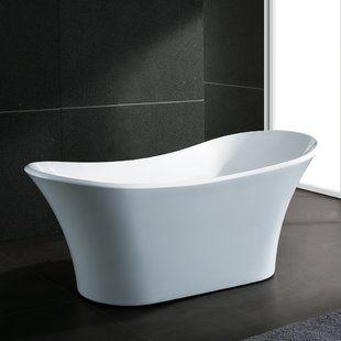 American Standard Cadet 65 X 31 Freestanding Soaking Bathtub