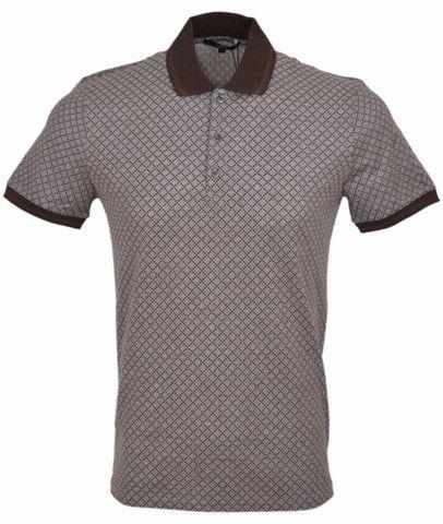 08ccf06ffca7 New Gucci Men's 243877 $350 Cotton SLIM Fit Web Stripe Diamante Polo Shirt  XXXL