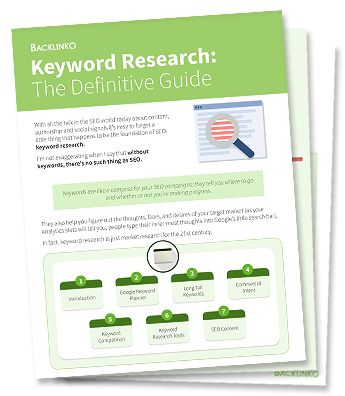 Keyword Research for SEO: The Definitive Guide (2021 Update)