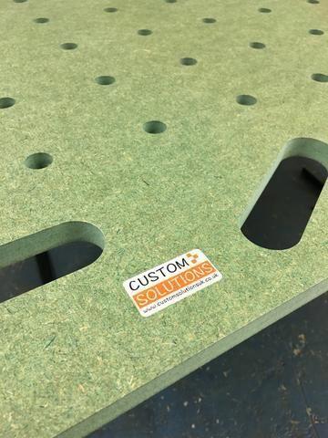 Peachy Festool Workbench Ideal For Trestles Mdf Slab Top Dailytribune Chair Design For Home Dailytribuneorg