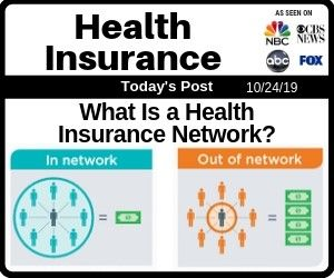 What Is A Health Insurance Network Health Insurance Agent