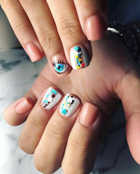 Pin by karen gonzalez on Mis uñas | Nails, Beauty