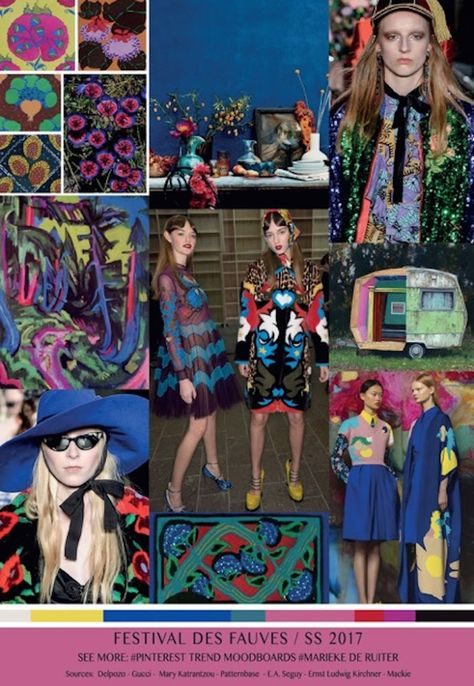 TRENDS // MARIEKE DE RUITER - PRINT/PATTERN/COLOR TREND FORECAST . SS 2017