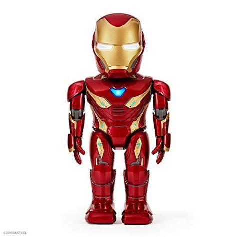 ENDGAME IRON MAN MK50 ROBOT