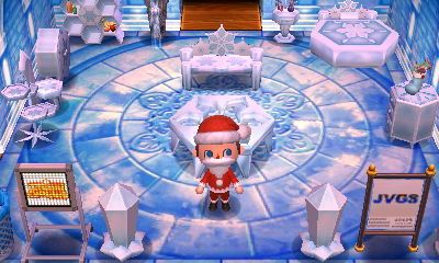 The Ice Furniture Set. | Animal Crossing New Leaf | Pinterest | Furniture  Sets And Videogames