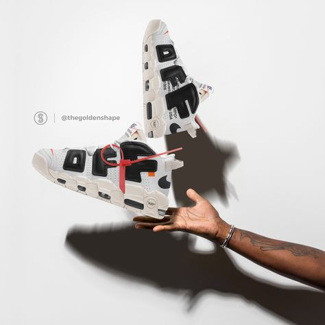 separation shoes 4ff62 b1d5a Off-White x Nike Air More Uptempo The Twelve
