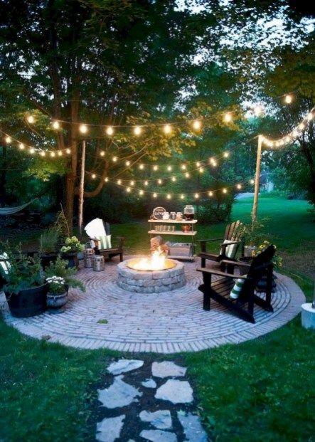38 Tips For A Beautiful Backyard Decoration Backyard Backyard