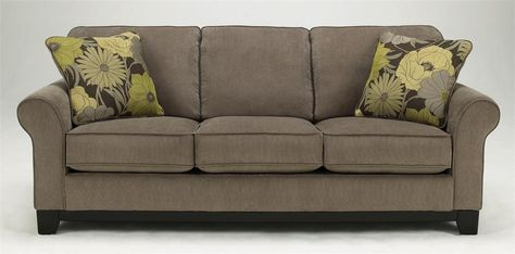 Riley Slate Sofa By Signature Design Tenpenny 509 With Images