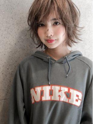 2019年春 ショートの髪型 ヘアアレンジ 人気順 19ページ目