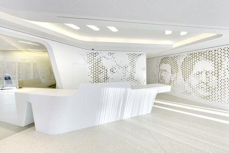 Raiffeisen bank zurich picture gallery dyy2 bureau、design 和