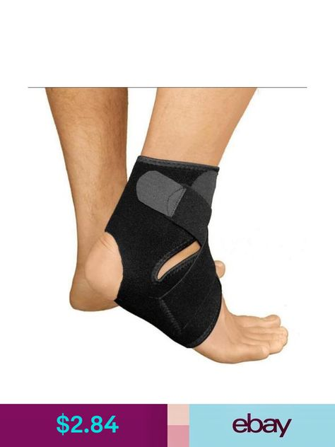 e5a488e2f5 Outdoor Sports Compression Ankle Brace Support Stabilizer Elastic ...