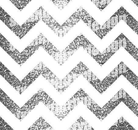 Pink Glitter Chevron Desktop Wallpaper