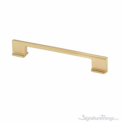T Bar Kitchen Antique Brass Cupboard Handles with 160mm Centres