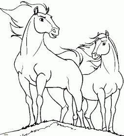 Ideia Por Dayanne Chruz Em Colorir Desenhos Para Colorir Cavalos